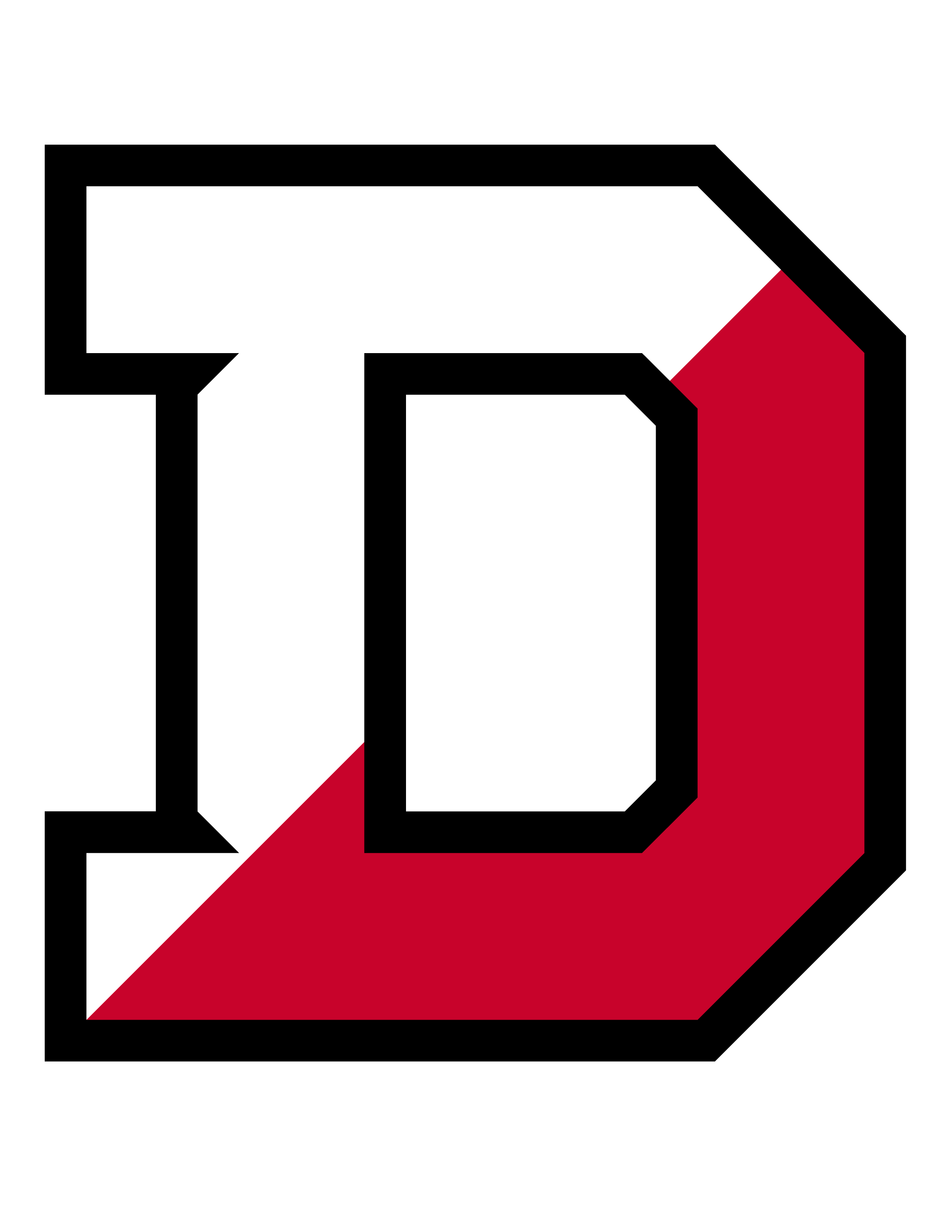 Denison Big Red Athletics logo